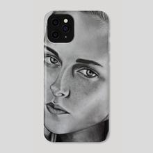 Bella Stewart - Phone Case by Anna Shapovalova