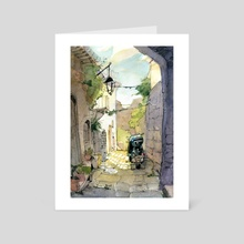 Viterbo 02 - Art Card by POM