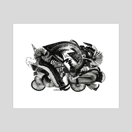The Skillful Rider by David Habben