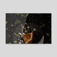 Torta Tal-Irkotta (25) - Acrylic by Matthew Null