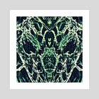 Purple Horror - Art Print by duallist 2st