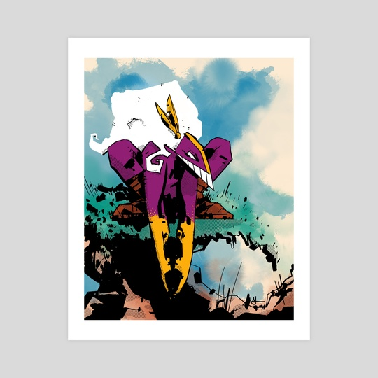 The Maxx (Outback) by Mal Jones