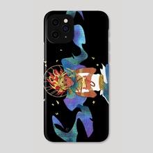 Millennia - Phone Case by Sam Garvey