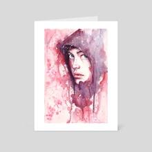 secrets - Art Card by Molly Brill