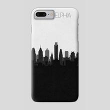 Philadelphia V2 - Phone Case by Deniz Akerman