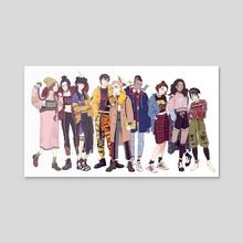 ATLA x fashion ALL - Acrylic by mochipanko