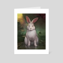 Bugsy - Art Card by Burton Gray