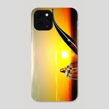 Cruises - Phone Case by Michal Eyal