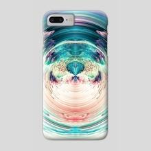 Vaporb - Phone Case by Jennifer Walsh