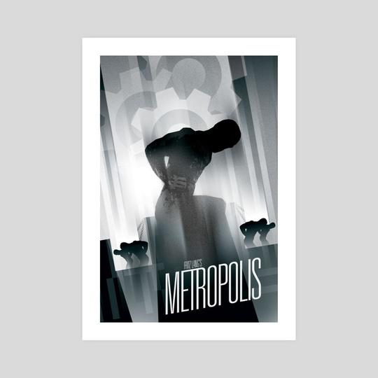 Metropolis by Brandon Schaefer