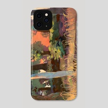 Afternoon - Phone Case by POM