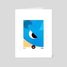 PKMNML #131 Lapras - Art Card by Matt Vee