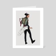 Orpheus - Art Card by Noora