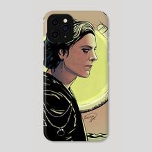 Laurits Seier - Loki - Phone Case by Darkellaine