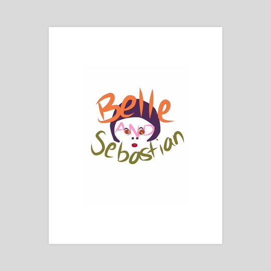 Belle and Sebastian #4 by Lauren Scott