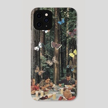 Eat Out - Phone Case by Lerson