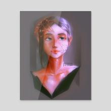 fragile - Acrylic by vostrifae