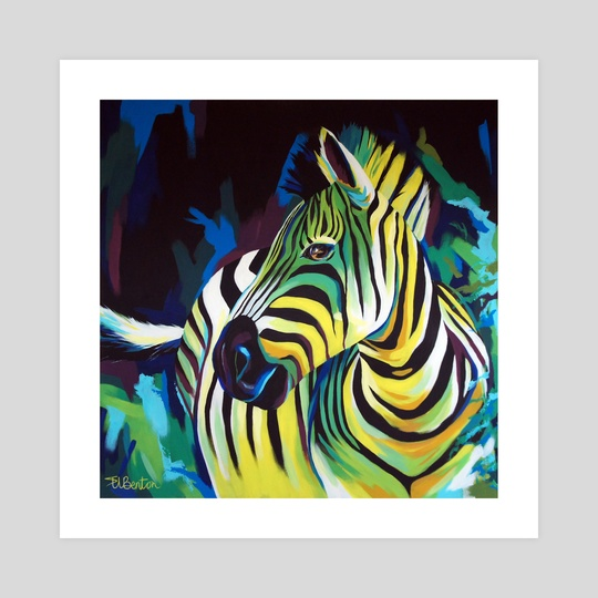 Zebra by Ellie Benton