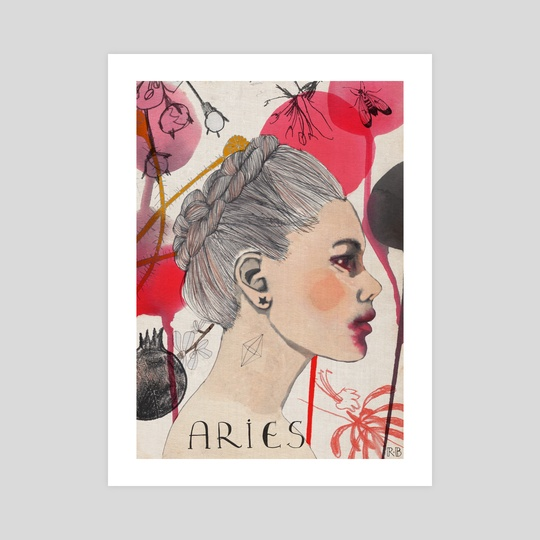 Aries  by Rebecca Bradley