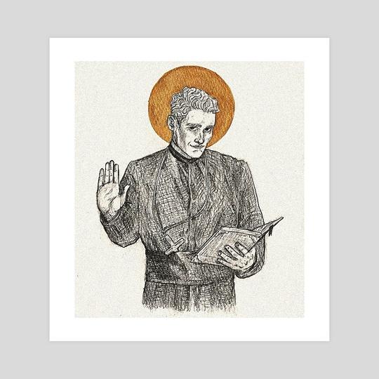 Father Bertie by Ábel