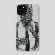 Terminator - Phone Case by Vadim Zhulanov