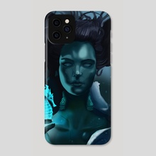 Mermaide - Phone Case by Piotr Tekien