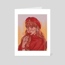 BE MY VALENTINE 2021 - Art Card by Devana