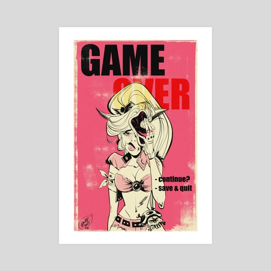 Game Over by Phillip Light