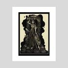 Athena - Art Print by Vanda Balinha