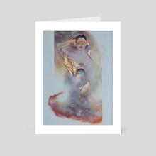 Genesis of the Universe - Art Card by Oleksandr Serdiuk