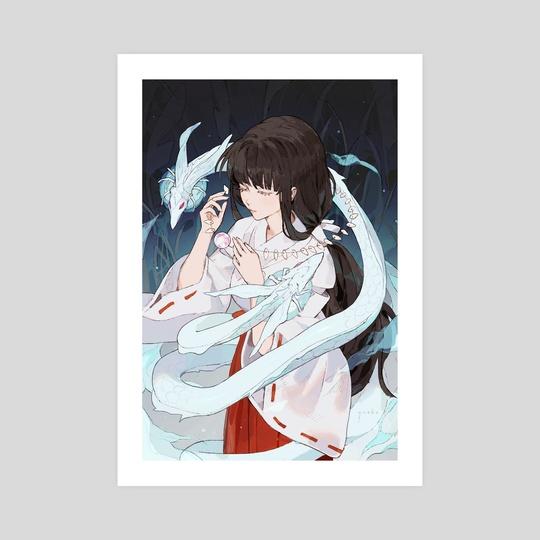 Kikyo by Yueko
