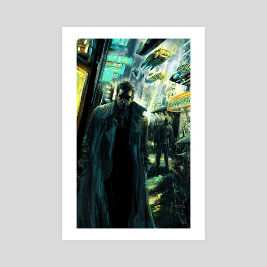 BLADE RUNNER by Vincent Nappi