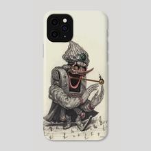 Spooliskio - Phone Case by Charles Lister