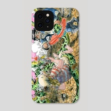 Cosmic Corsair - Phone Case by John Carvajal