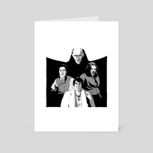 What We Do in the Shadows - Art Card by SPH horror