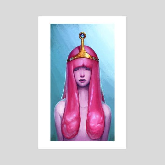 Bubblegum by Eveline Fröhlich