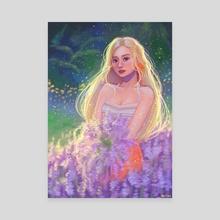 Summer Yeri - Canvas by Mgtxs