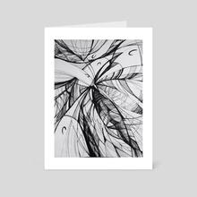 movement - Art Card by Tanya Blinder