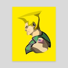 Guile  - Canvas by Kode Subject