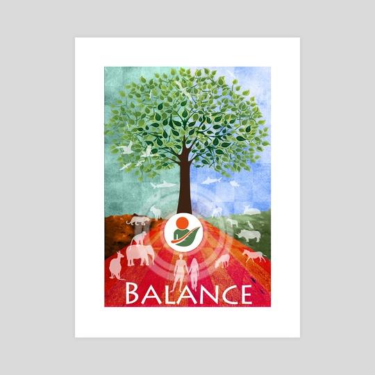 Balance by Michal Eyal