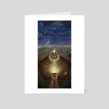 Dreamroot - Art Card by Stefan Lucas