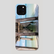 Summer Vacation - Phone Case by Alex Tonetti