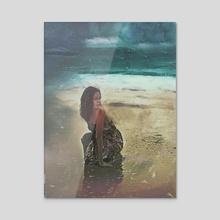 Westcoast - Acrylic by Galen Valle