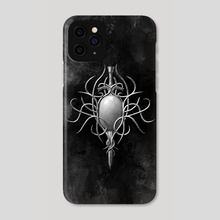 Crest of the Order - Phone Case by J. Armand