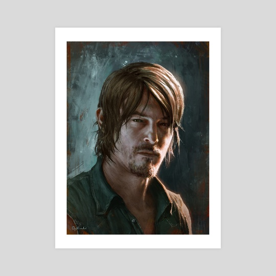 Daryl Dixon by Greg Opalinski