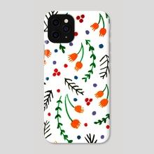 Pattern  - Phone Case by Naafi Nur Rohma