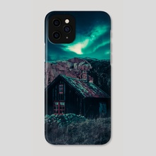 Spooky cottage - Phone Case by Harsh Aaryan