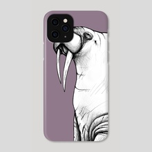 I Never Liked Cabbages or Kings - Phone Case by Megan Hutto