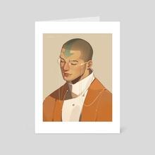Aang 2 - Art Card by NEKOKONUT