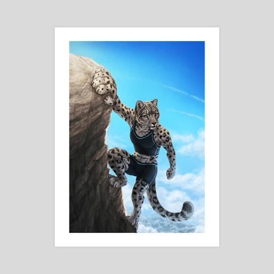 Cliff Hanger by Dey Varah